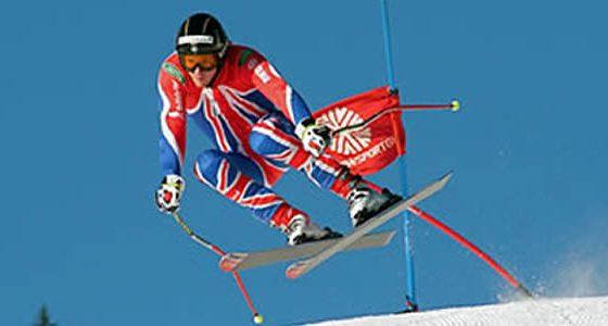 Wallis Shipping Help Skier Achieve Olympic Dream