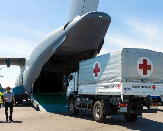 Medical & Humanitarian Logistics